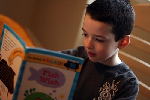Ryan reading