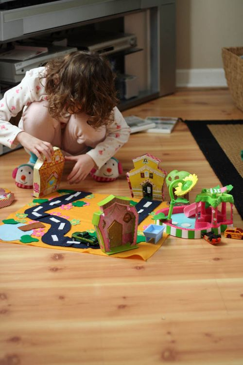 Kate's play mat 2