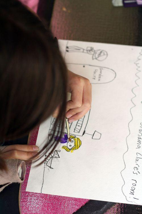 Kelly drawing