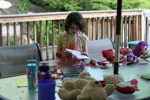 Kate crafting